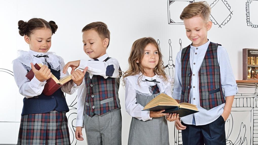 Первому сентября – быть! Омские школьники сядут за парты в новой форме