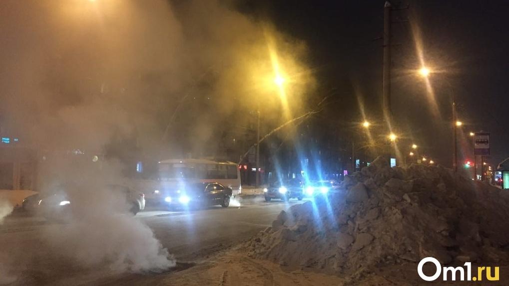 Из-за колебаний погоды МЧС рекомендует новосибирцам не покидать пределы города