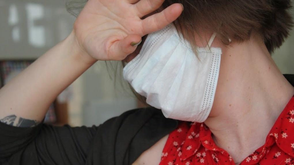 Пандемия не отступает. В Омске зафиксировано еще 104 заболевших коронавирусом