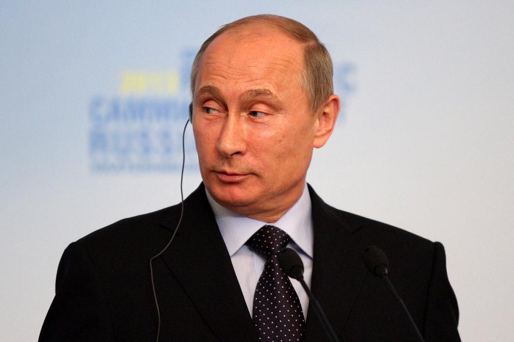 «Не комментируем, тема закрыта». Песков отказывается говорить, где Путин