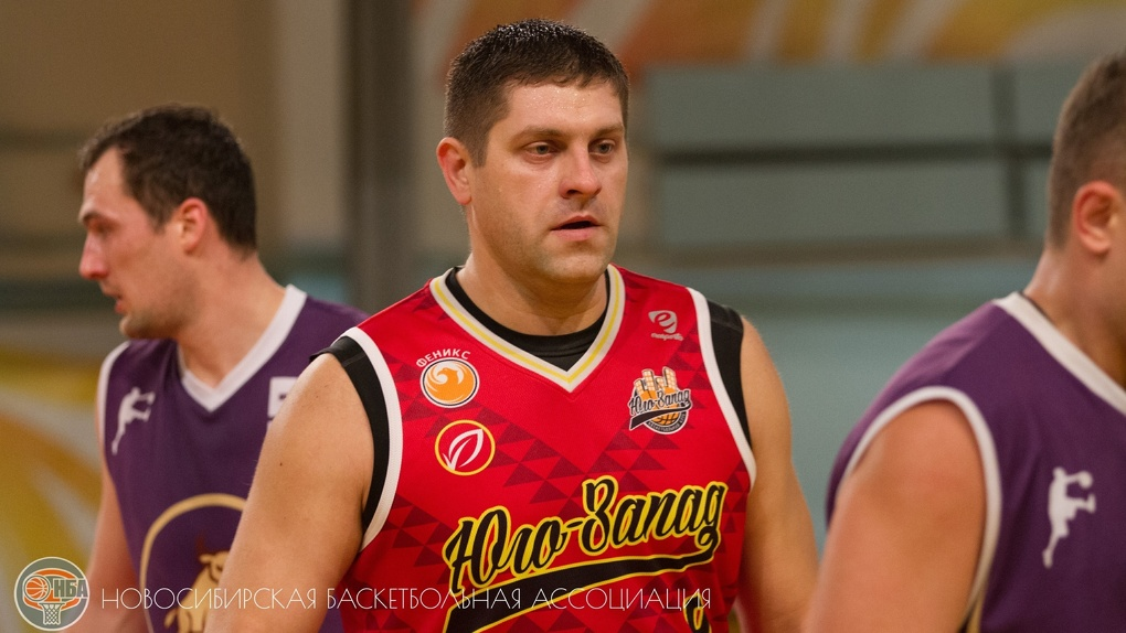 В Новосибирске во время игры скончался баскетболист Алексей Устиновский
