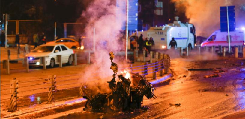 29 погибших и 166 пострадавших: всё, что известно о теракте в Стамбуле на данный момент. Фото, видео