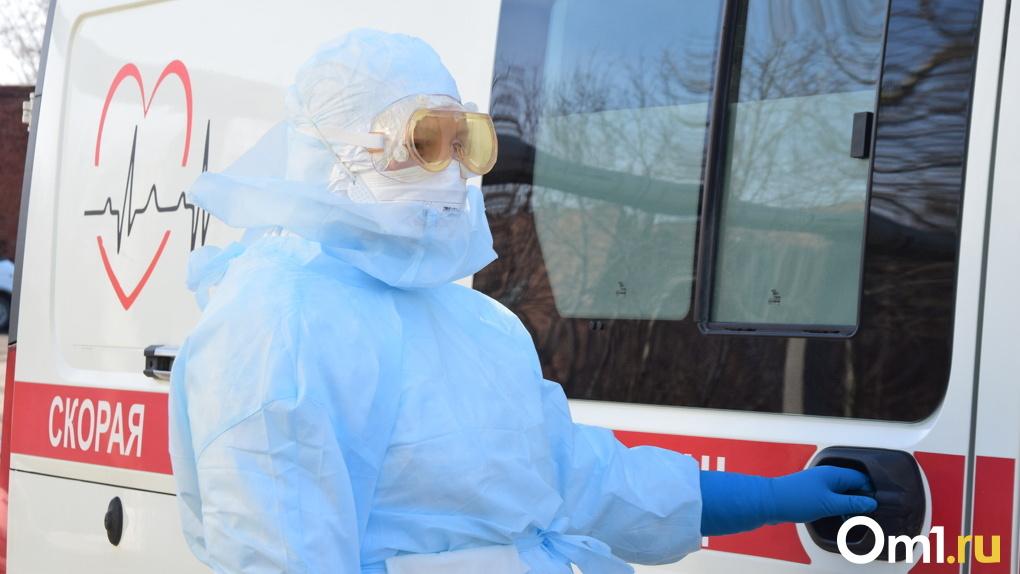Омскую больницу во второй раз закрыли на карантин из-за коронавируса