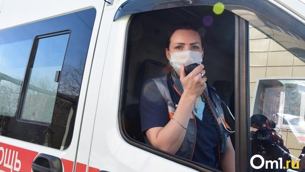 Омским медикам за лечение больных коронавирусом будут доплачивать «как за службу в горячей точке»