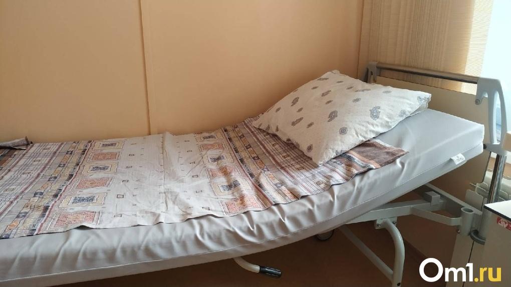 Мураховский рассказал, сколько в Омске свободных коек для «ковидных» пациентов