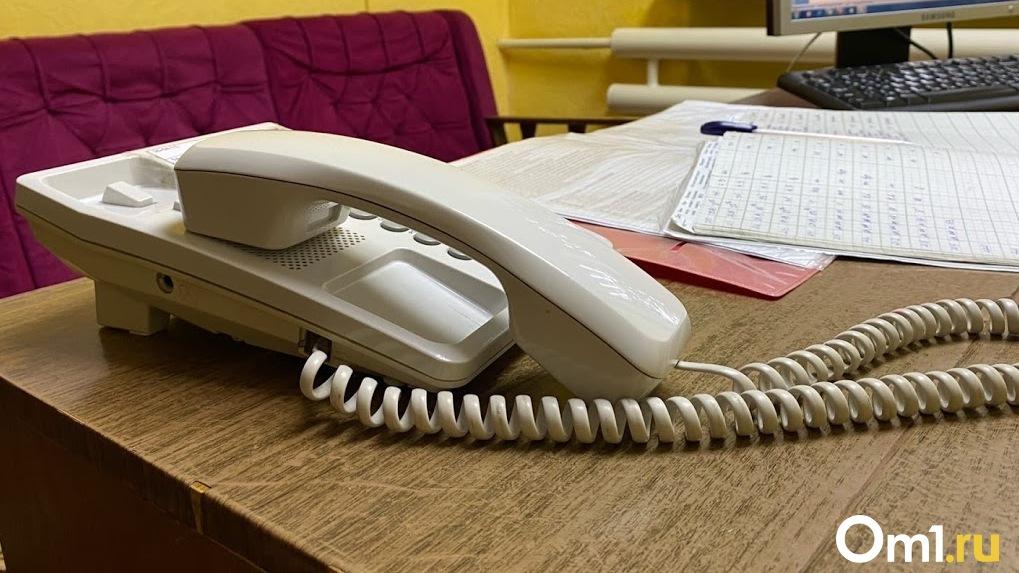Количество звонков в омские аптеки увеличилось на 131%