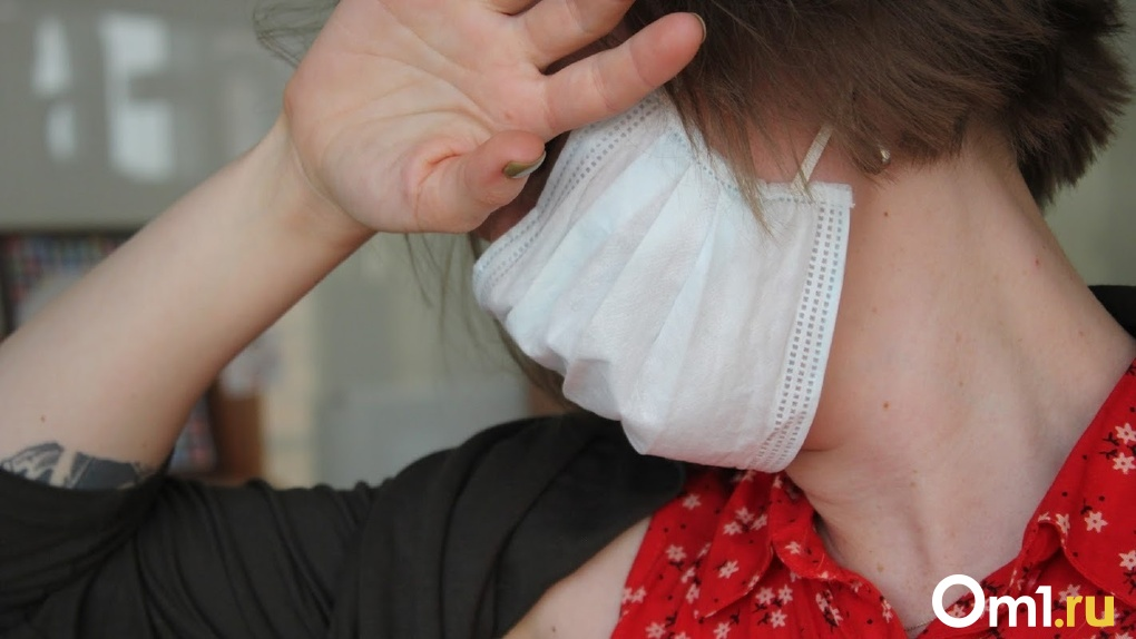 Побит месячный рекорд. В Омске угрожающе темпами продолжает расти количество заболевших COVID-19