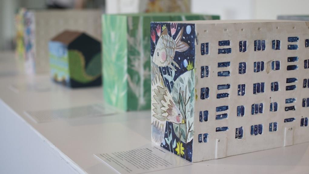 В Омске откроется выставка с крошечными домиками