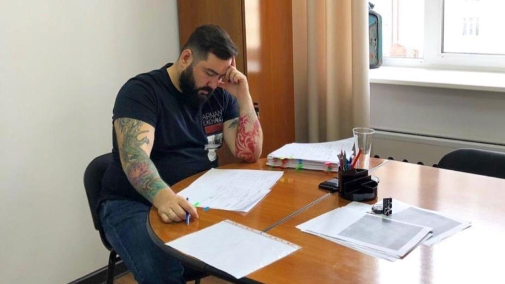 Кирилл Хариби стал новым президентом омского закрытого клуба предпринимателей