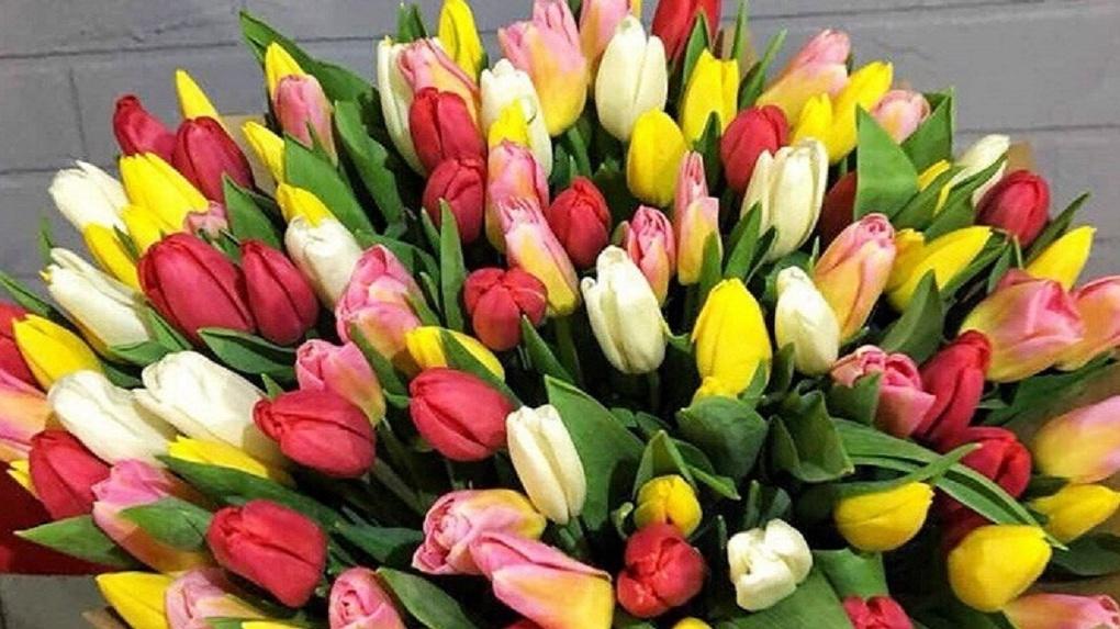 Цветы: выбираем идеальный букет в интернете