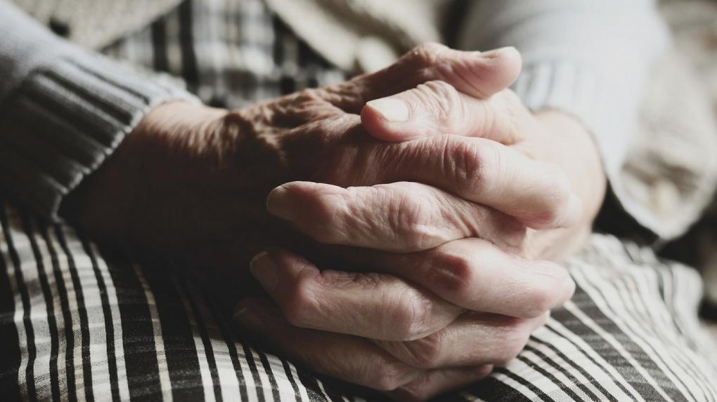 В Омске нашли изуродованное тело 88-летней женщины