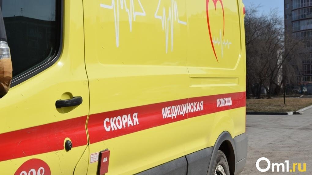 В Омской области водитель без прав сбил 17-летнюю девушку