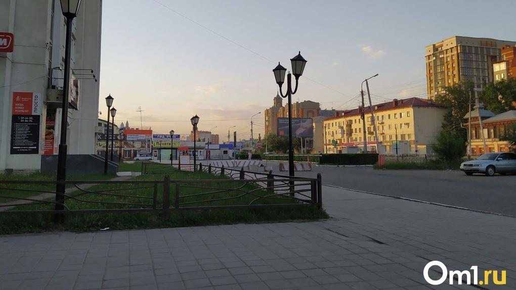 Омск занял второе место по количеству смертей от коронавируса в Сибири
