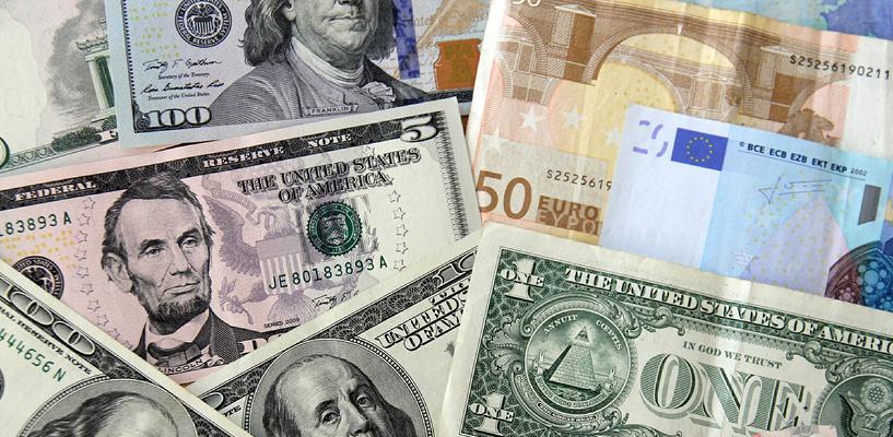 Рубль пошел в рост: евро обновил минимум с августа прошлого года