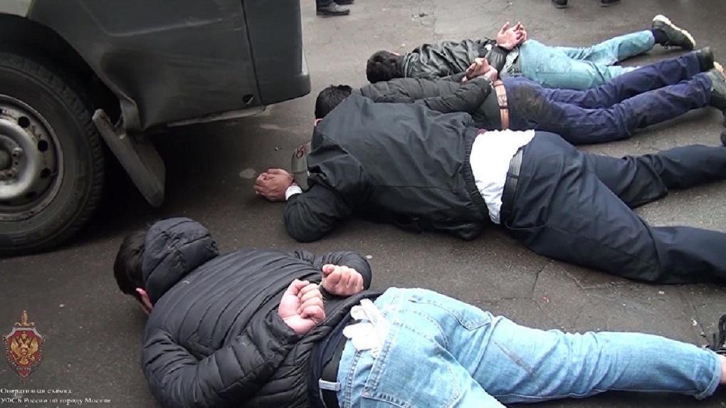 ФСБ задержала боевиков, готовивших теракты в Москве