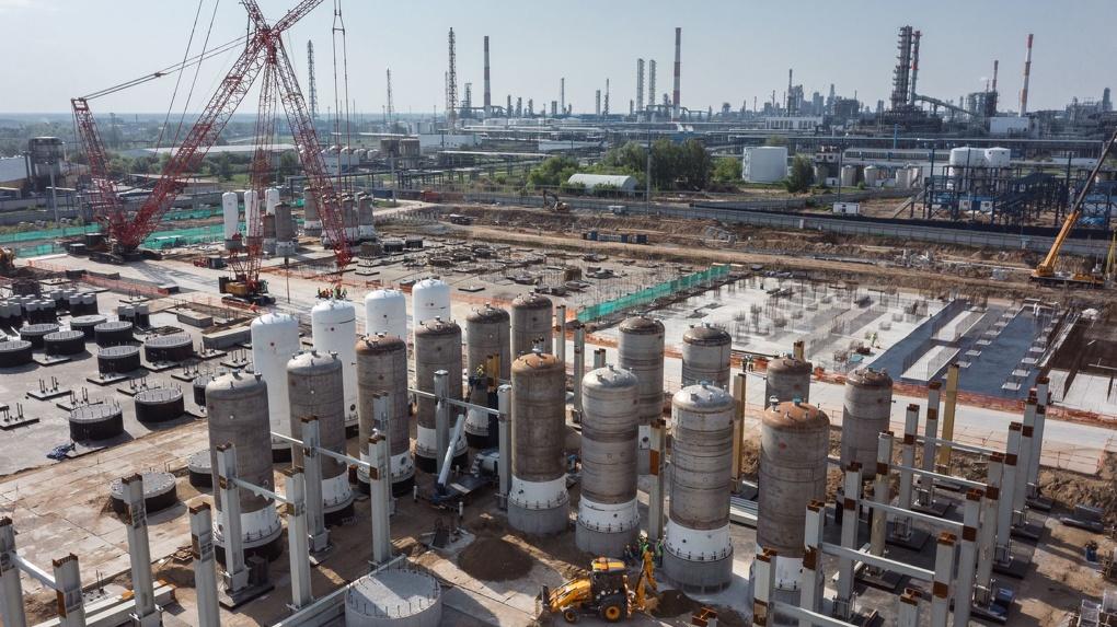 Сергей Куропаткин: Новый завод в Омске дает импульс развитию местного бизнеса — можно работать в своем городе