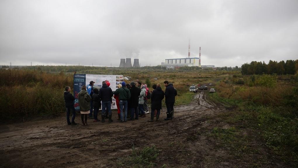 В Новосибирске на месте пустыря построят масштабный автодром