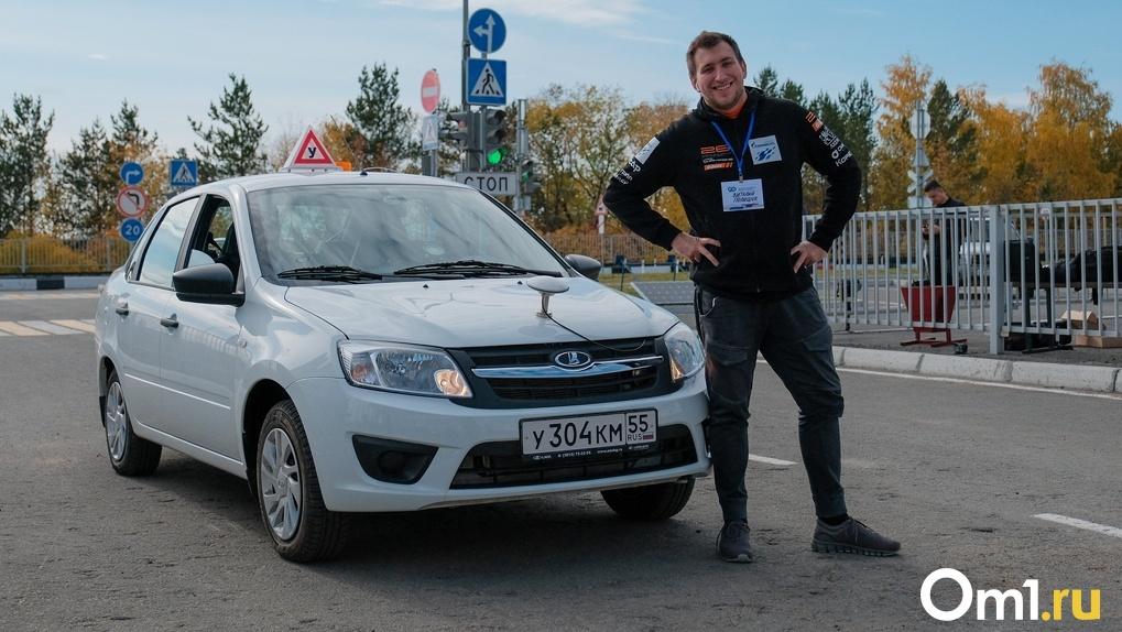 Тест-драйв по сибирским дорогам: стало известно, как манера вождения автомобиля влияет на расход бензина