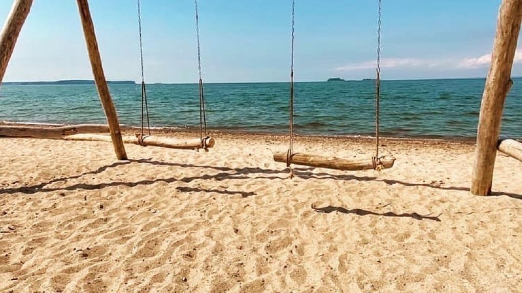 Дизайнерские решения: мэрия Новосибирска до неузнаваемости изменит центральный пляж Академгородка