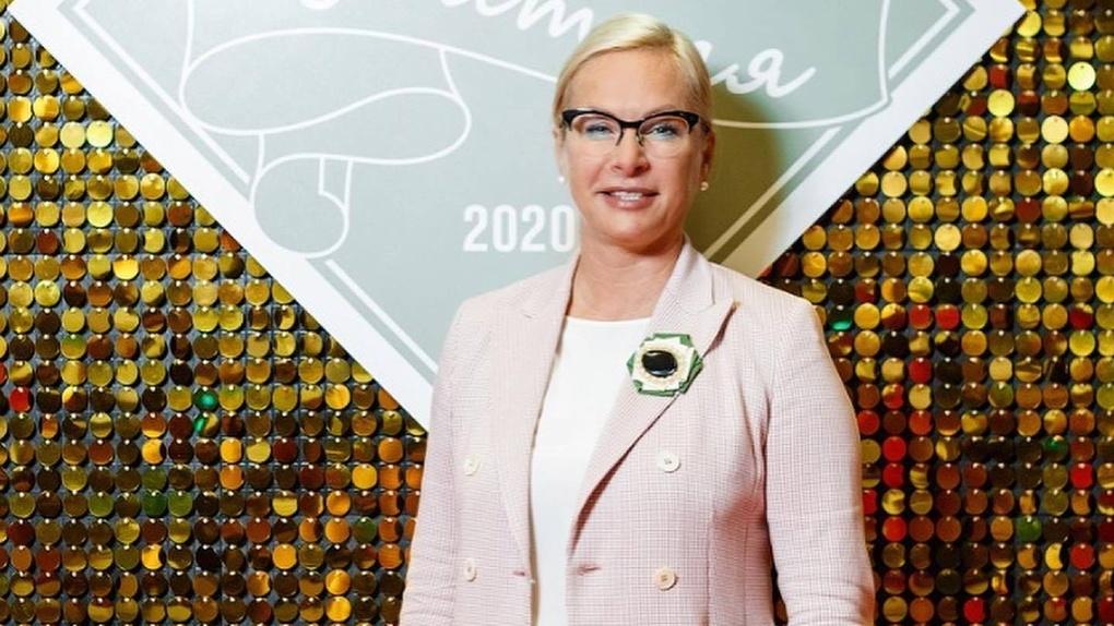 Владимир Путин наградил вице-мэра Новосибирска Анну Терешкову