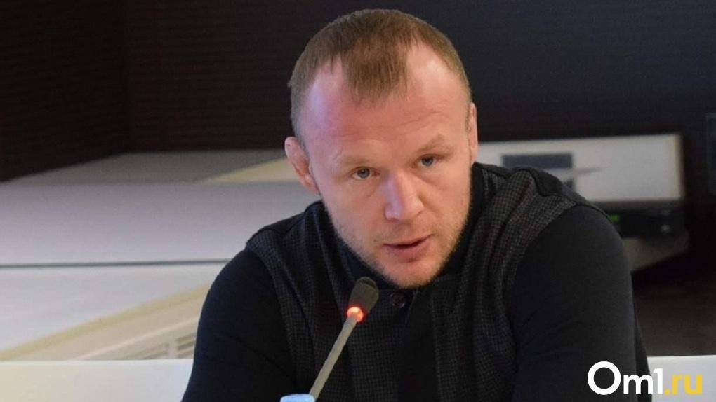 Боец ММА Шлеменко рассказал, почему Омск достоин звания «Город трудовой доблести»