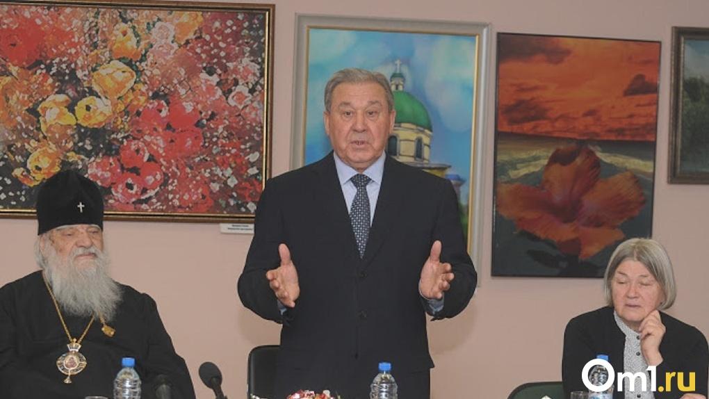 «Ошибиться нельзя»: Полежаев предложил место для установки знака «Город трудовой доблести» в Омске