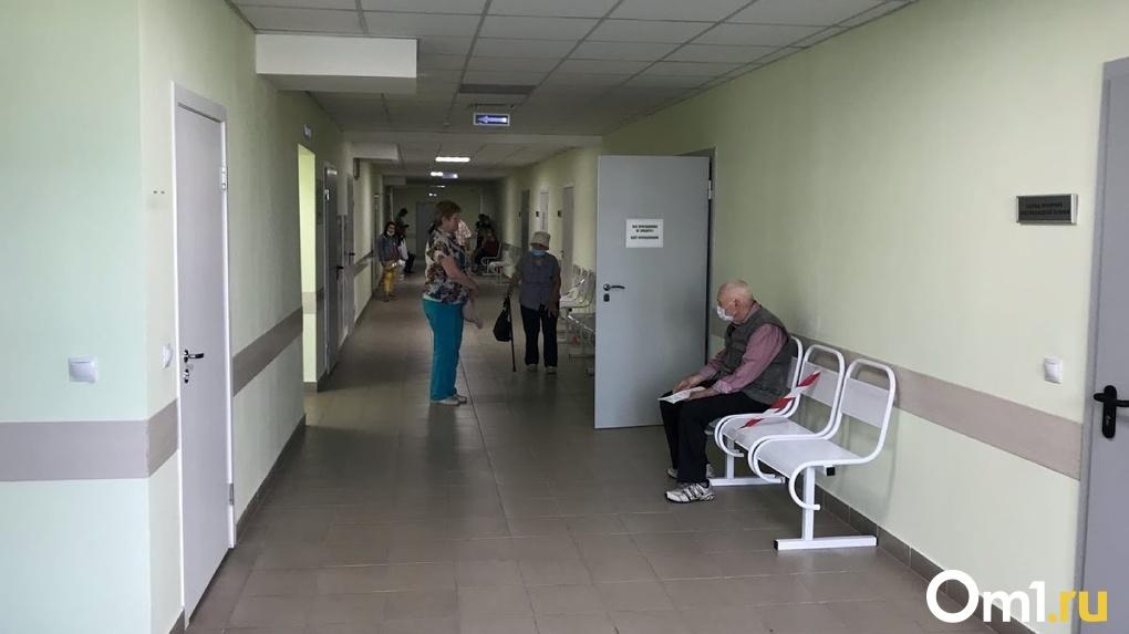 В Омской области больные с пневмонией стали быстрее выздоравливать