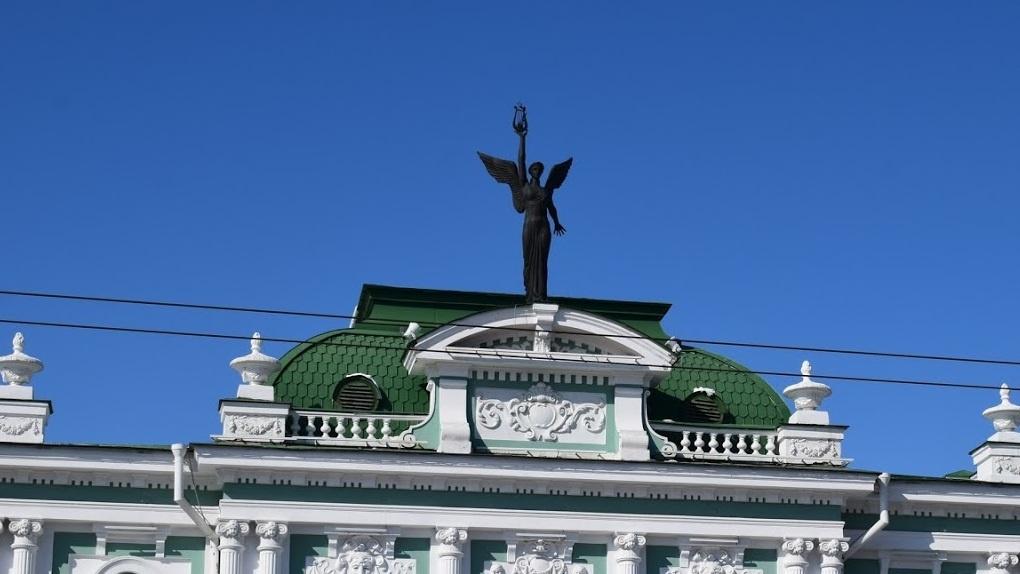 Омскому драмтеатру выделят субсидию в размере 114 миллионов