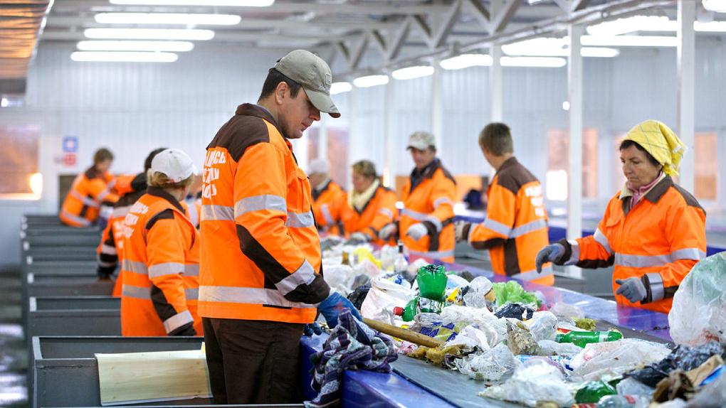 В Омске снова отложили строительство мусоросортировочного завода