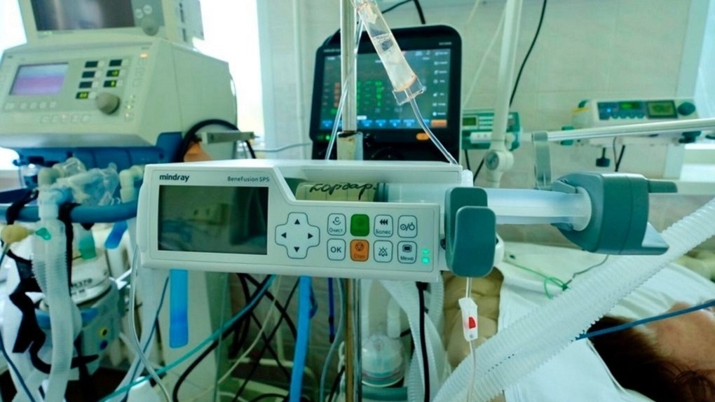 Под Новосибирском открылся инфекционный госпиталь на 60 коек