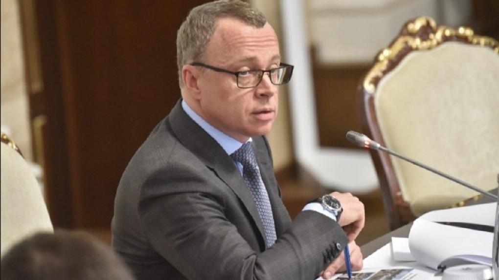 Заместителя губернатора Новосибирской области госпитализировали с коронавирусом