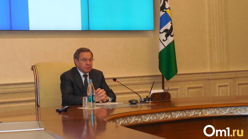 Новосибирский сенатор Владимир Городецкий в 2019 году заработал больше своего коллеги