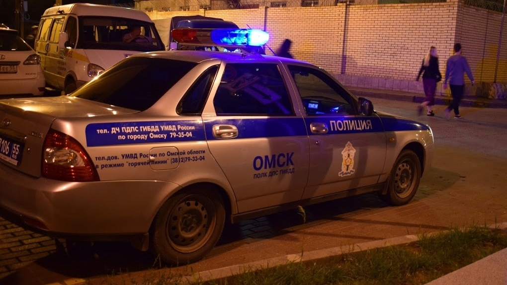 В Омске за вечер нашли 20 пьяных водителей