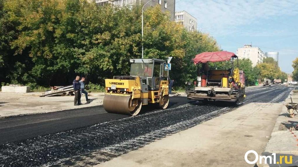 14 асфальтобетонных заводов начали производить горячие смеси для ремонта дорог в Новосибирской области