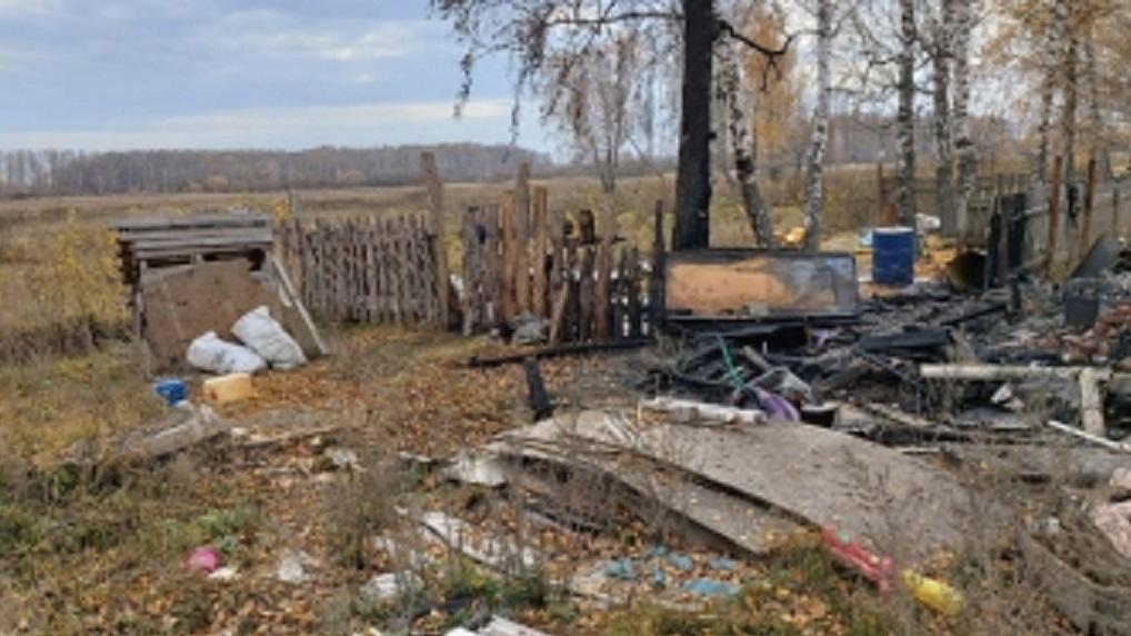 «Родители сбежали во время пожара»: стали известны подробности гибели троих детей в Новосибирской области