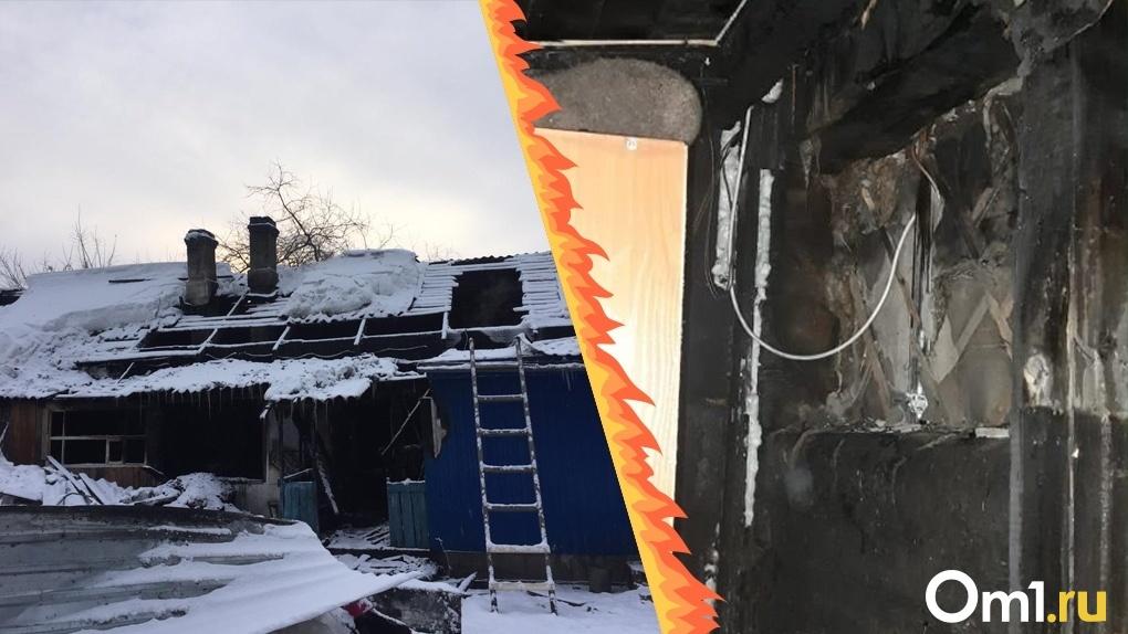 Жизнь после трагедии: семья новосибирцев осталась без крова из-за смертельного пожара (подробности)