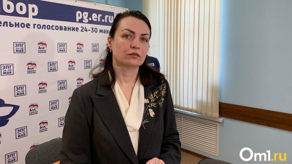 «Районам не справиться с этими проблемами в одиночку». Оксана Фадина посетила север Омской области