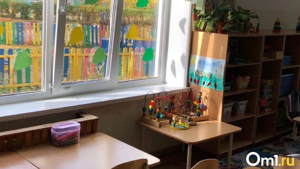 В Роспотребнадзоре рассказали, когда в Омске откроются детские сады