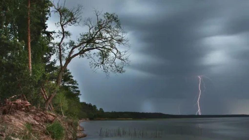 Дождь с грозами зарядит на неделю в Новосибирске