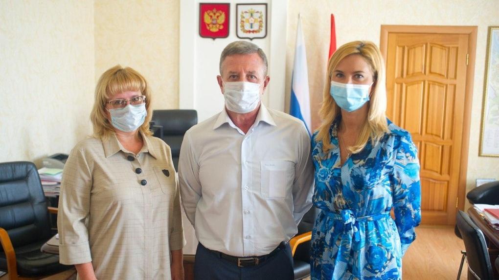 Новому главврачу омской больницы обещает поддержку Солдатова