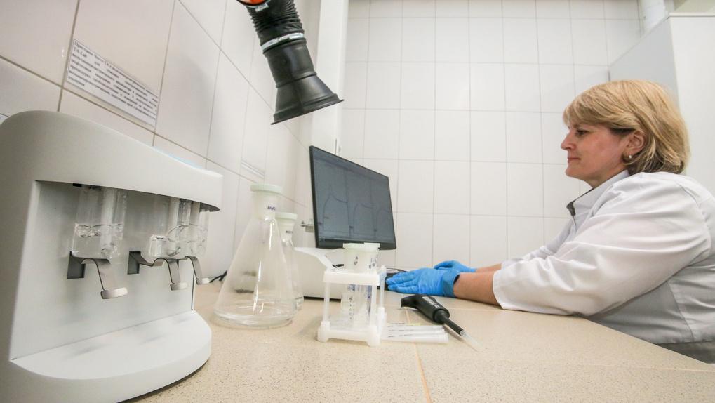 В Новосибирске открылась специализированная лаборатория по контролю качества сточных вод