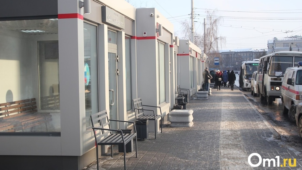 В Омске более 160 сотрудников могут остаться без работы из-за сноса киосков «Инмарко»