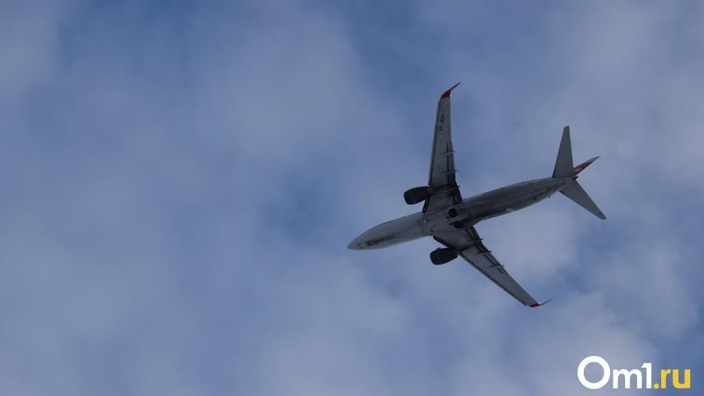 Стала известна истинная причина отмены рейсов из Омска в Казахстан