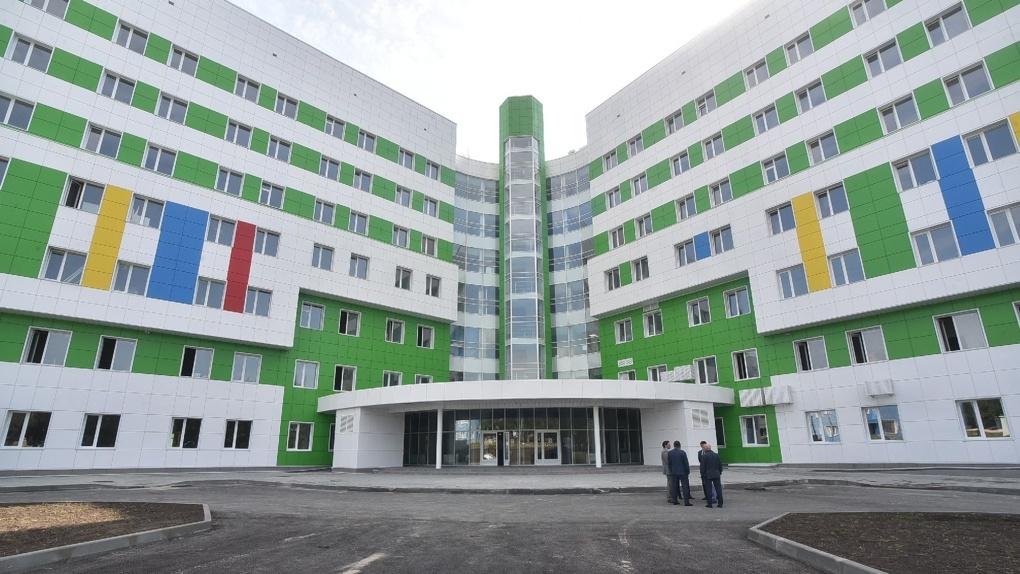 Названа дата открытия новосибирского перинатального центра