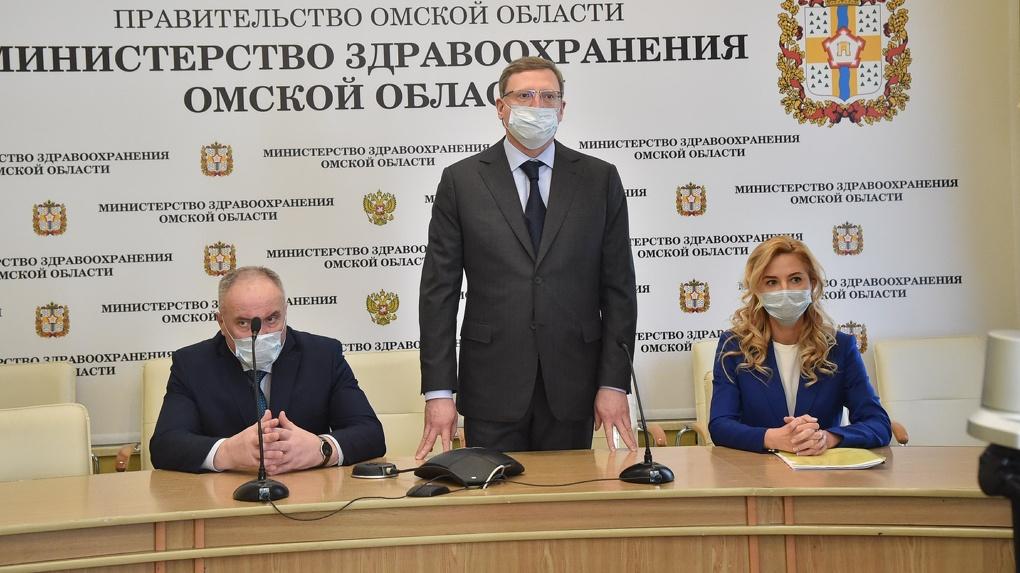Депутат Госдумы назвал нового омского министра здравоохранения смелой