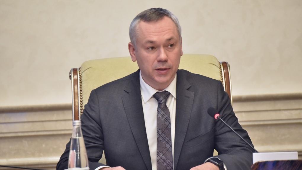 Губернатор Новосибирской области отчитал чиновников за общение с жителями цитатами из законов