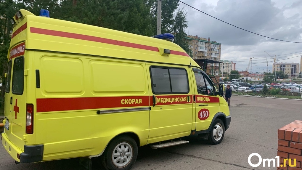 Омский медик ограбила пациента после ДТП