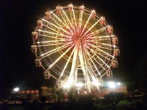 «Колобки» поставят колесо в Омске к ноябрю, если погода не помешает