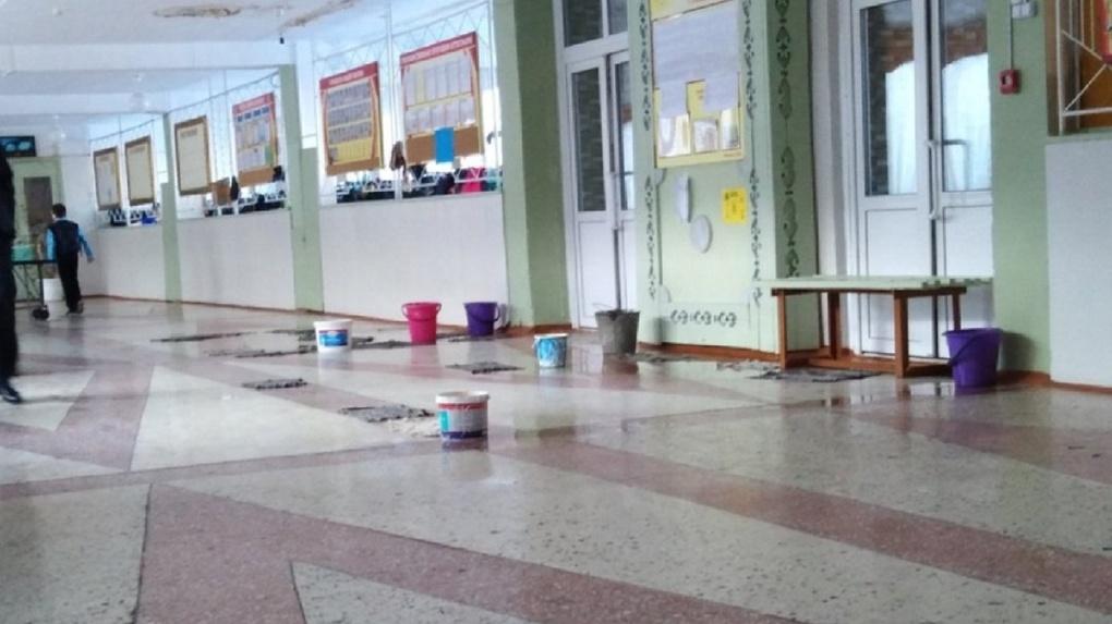 Под Новосибирском будут судить директора школы, где 500 учеников страдали от затопления