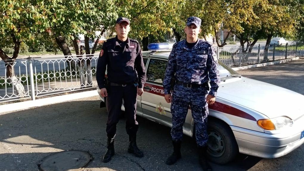 В омском парке нашли потерявшегося 3-летнего мальчика
